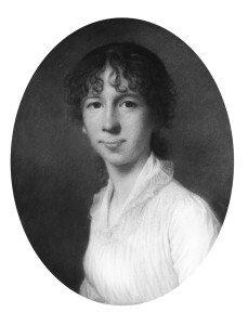 AAks-Portrettbilder-Andrea Lovise AAll f Stephansen - 1779-1825