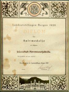 landsutstillingen-i-bergen-1928-solvmedalje