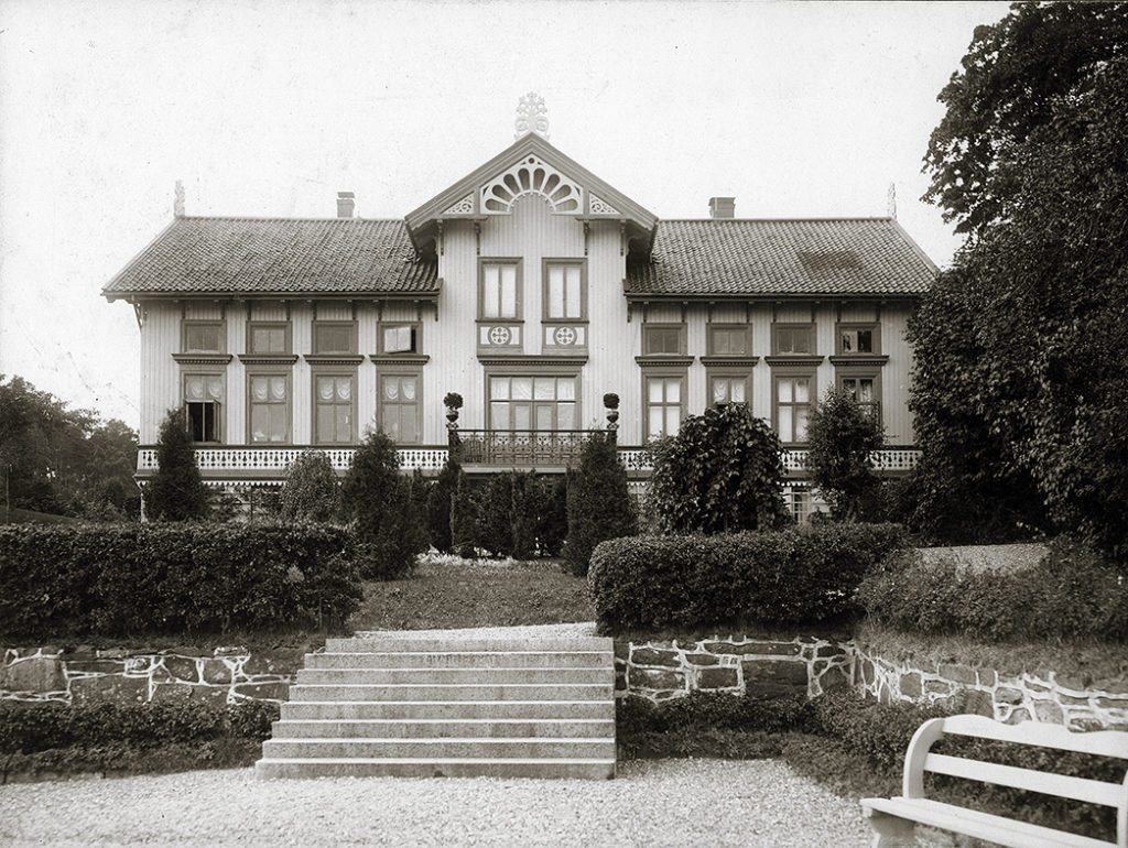 Gimle gård på Hisøy