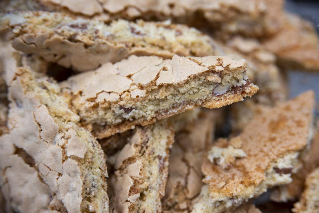 Srø og lekre kjeks som minner mistenkelig mye om biscotti