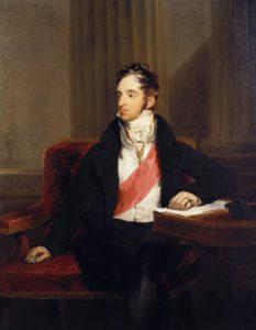 Den russiske Greven og diplomaten Karl Robert von Nesselrode